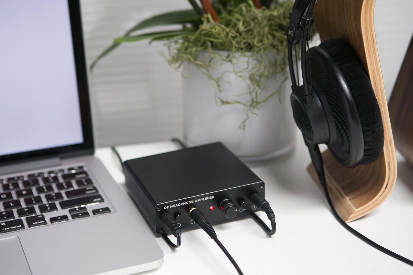 Wzmacniacz słuchawkowy Objective 2 (O2) - jeden z najlepszych