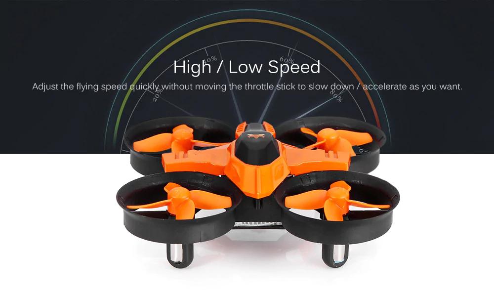 Furibee F36, dobry dron w dobrej cenie 7.99$, ~27.40zł, możliwe 6.33$