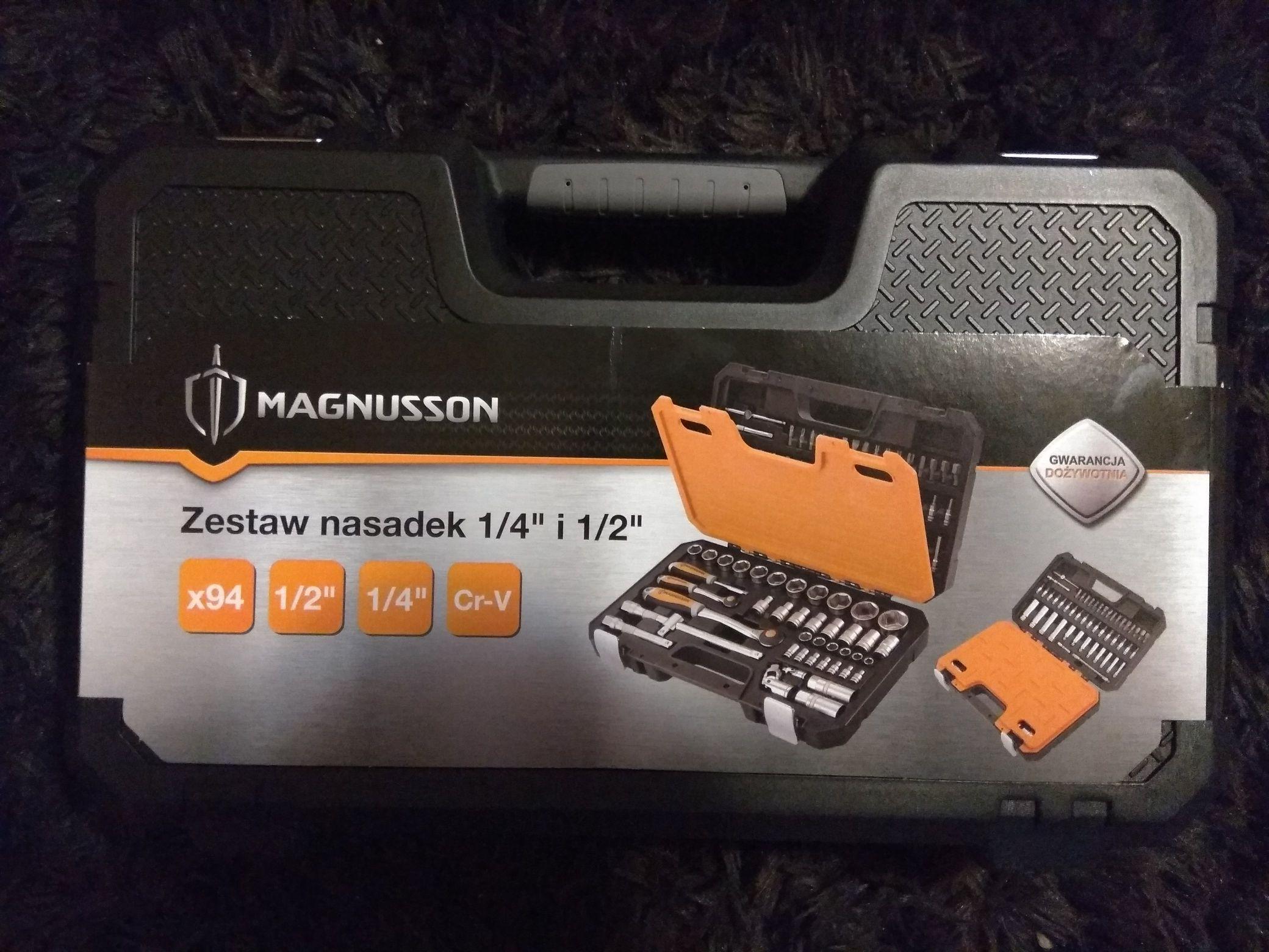 94-elementowy zestaw Magnusson