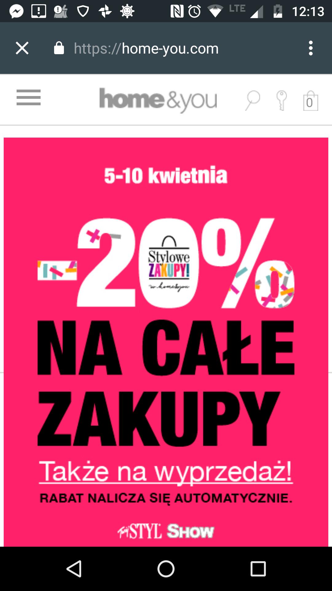 Home&You -20%