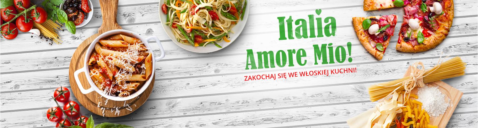 Italia Amore Mio, czyli Kuchnia włoska TANIEJ @ Groupon
