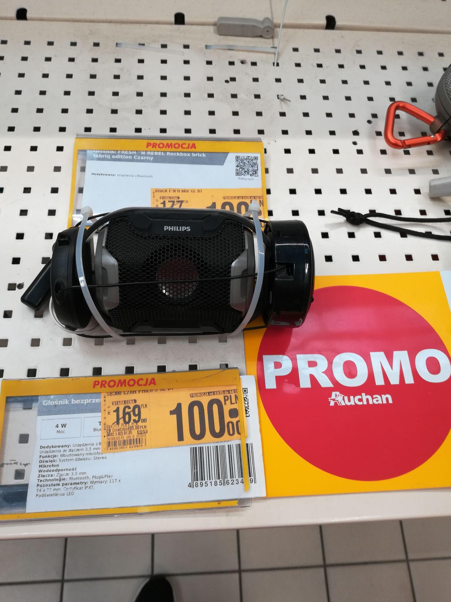 Głośnik Philips SB300B @Auchan
