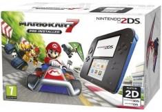 Nintendo 2DS Black & Blue + Mario Kart 7 CDP.PL