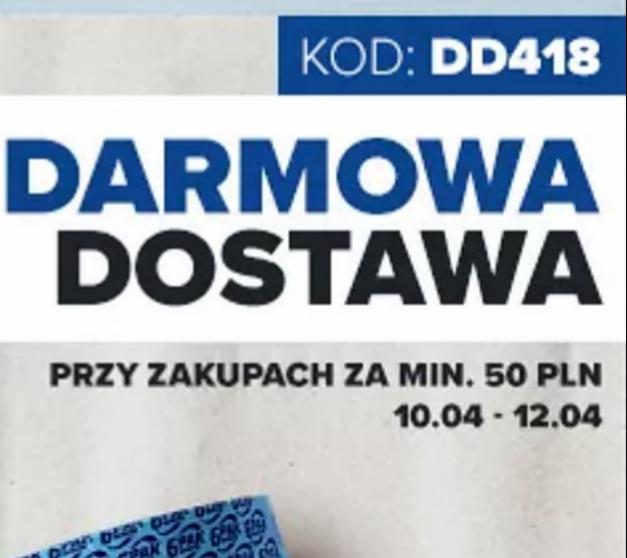 Białko 300g gratis przy MWZ 300 zł + 10 zł rabatu przy MWZ 100 zł BODYPAK.PL