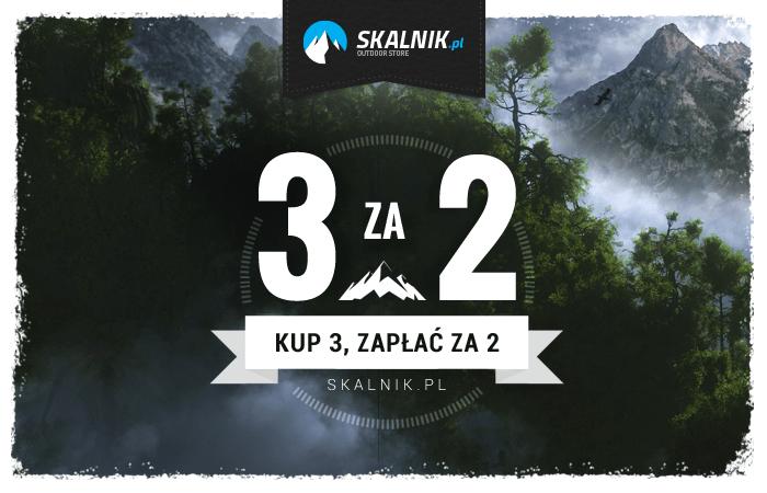 3 produkty w cenie 2 @ Skalnik
