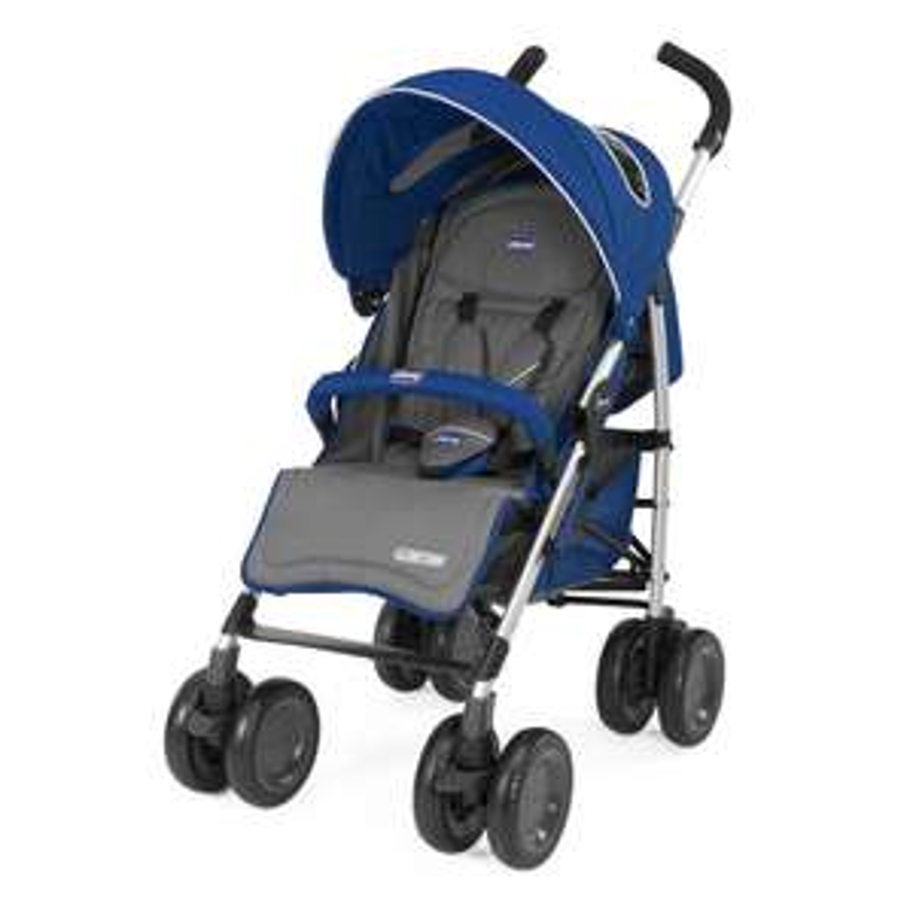 Wózek Spacerówka Chicco Multiway Evo Blue