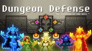 Dungeon Defense Android za darmo