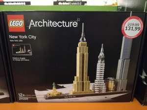 Lego Architecture - New York City @Gdańsk