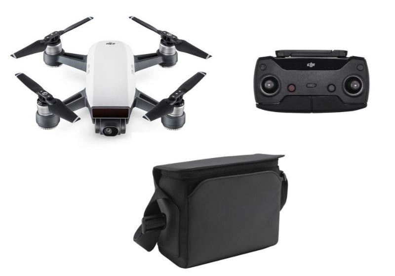 Dron DJI SPARK z aparaturą + Torba !!  - Sferis