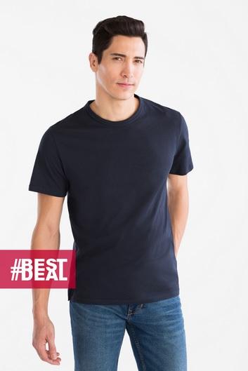 Męskie t-shirty po 12zł (kilka kolorów, pełna rozmiarówka) @ C&A