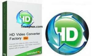 Konwerter wideo WonderFox HD Video Converter Factory Pro 14.3
