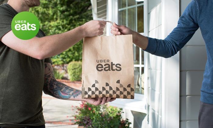 Uber Eats - Groupon na darmową nielimitowaną dostawę! - dla nowych