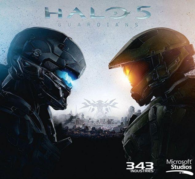Halo 5: Guardians 12-16 kwiecień za darmo dla posiadaczy Xbox Live Gold