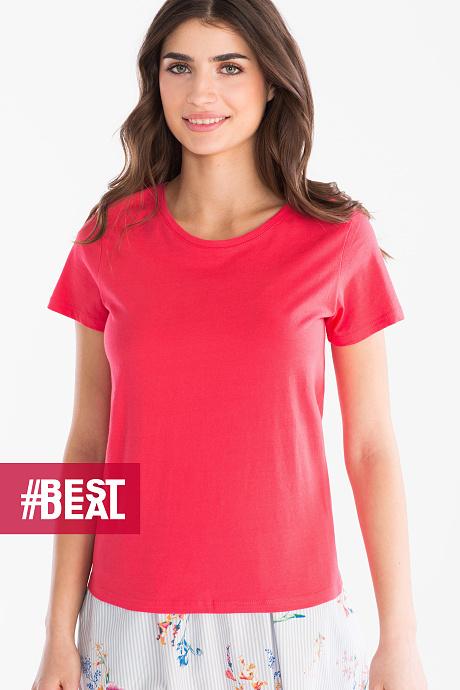 Damskie t-shirty po 12zł, rozpinane bluzy po 29zł (kilka kolorów, pełna rozmiarówka) @ C&A