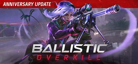 Ballistic Overkill - weekend za darmo na Steamie
