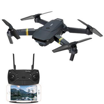 Dron Eachine E58 WIFI FPV With camera altitude hold (cena od 38.99usd)