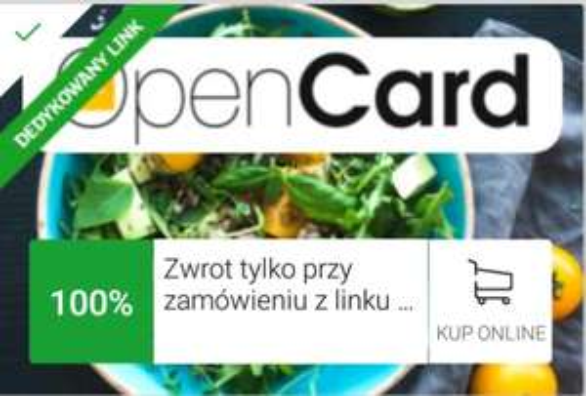 Darmowa karta OpenCard dla klientów mBanku