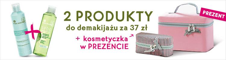 Dwa produkty za 37zł + kosmetyczka GRATIS @ Yves Rocher