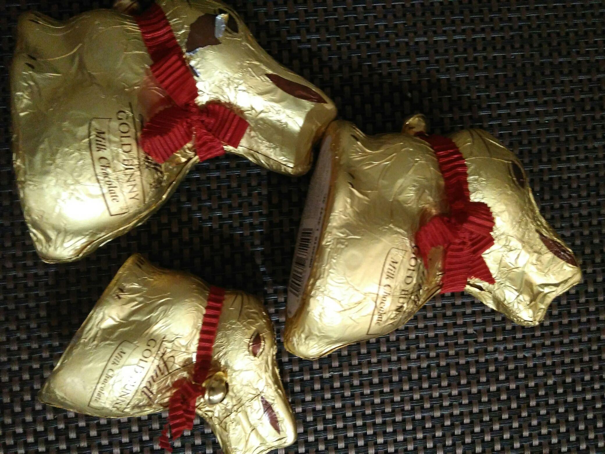 Zające w czekoladzie - Lindt - Kaufland