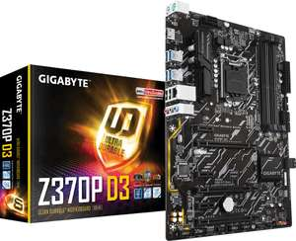 Płyta Główna Gigabyte GA-B250M-DS3H -33% lub Z370P D3 -20% Morele.net