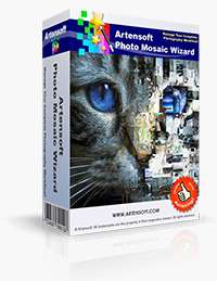 Photo Mozaic Wizard  (1 year license)