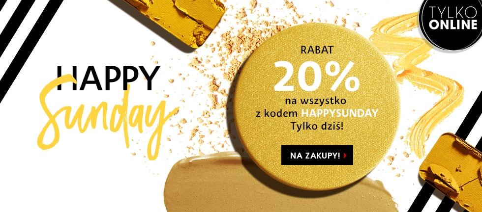 Sephora.pl: 20 % rabatu na (prawie) wszystko do północy