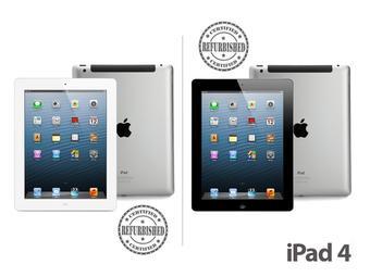TYLKO DZISIAJ! iPad 4, 64GB, WiFi + 4G marki Apple @ iBOOD