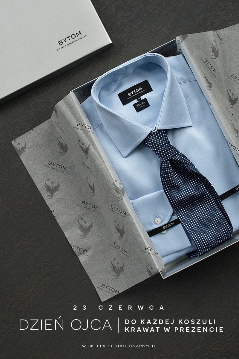 Krawat w prezencie przy zakupie koszuli @ Bytom