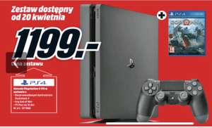 Konsola Sony PS4 1 Slim Tb + God of War
