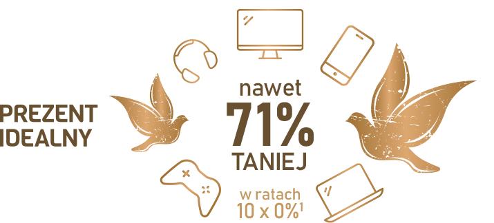 Akcja komunijna morele.net, rabaty do 71%