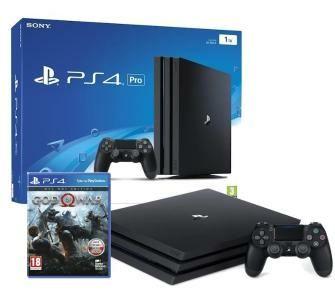 PlayStation 4 Pro 1 TB + God of War Euro RTV AGD
