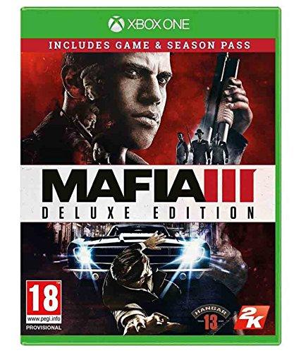 Mafia III Deluxe Edition (Xbox One) @ Amazon.uk