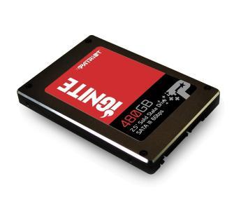 Dysk SSD 480GB Patriot Ignite. Ponownie dostępny.