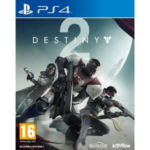 Destiny 2 [Playstation 4] za ~57,50zł @ TheGameCollection