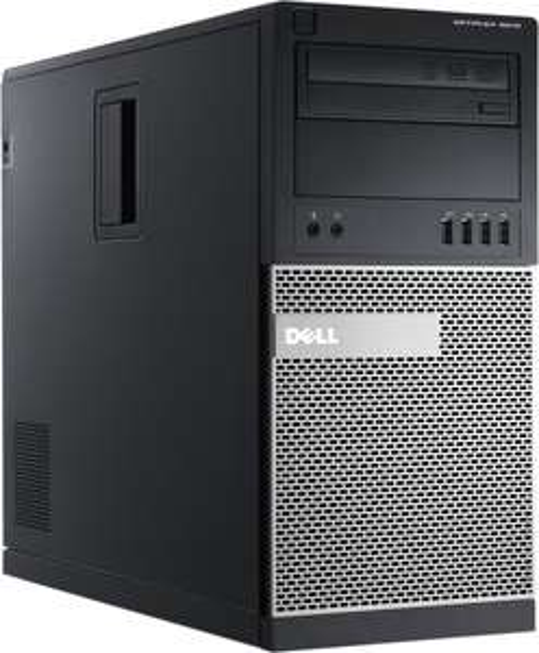 DELL 9010 TOWER i5-3570 IVY 8GB 120SSD+500HDD GTX1050TI RW 7PRO - używany