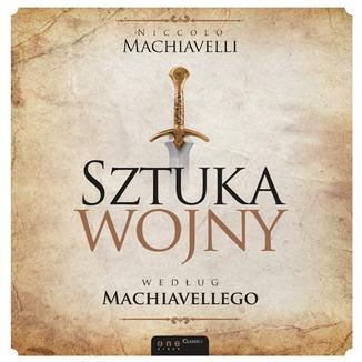"""Audiobook """"Sztuka wojny według Machiavellego"""" za 12,90 zł @ ebookpoint"""