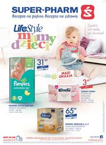 Pampers Active Baby-Dry 42-68 szt.