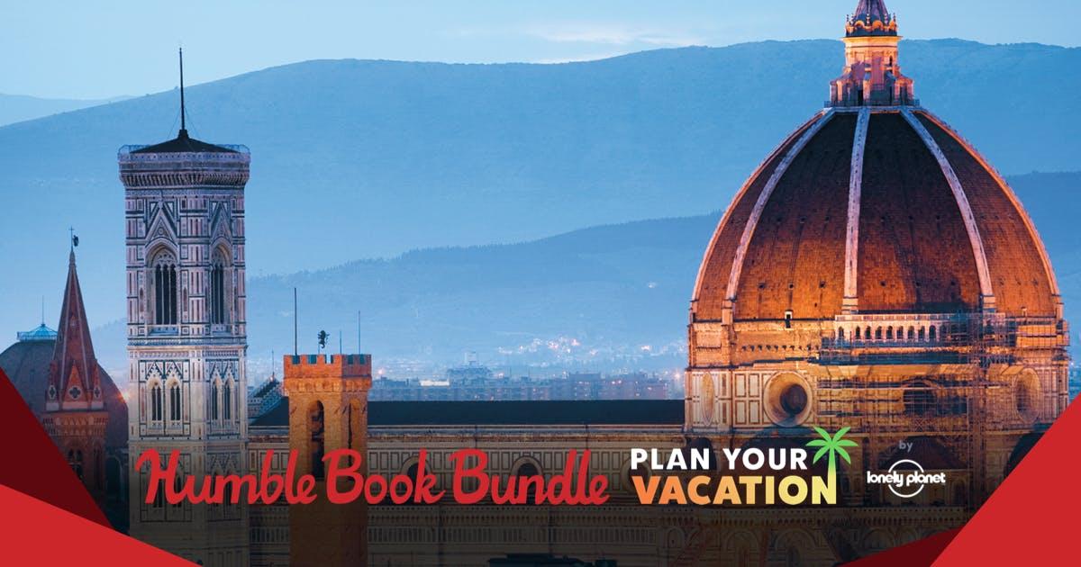 Zestaw ebooków wydawnictwa Lonely Planet: World Beer Tour + przewodniki + rozmówki od ~3,40zł @ Humble Bundle