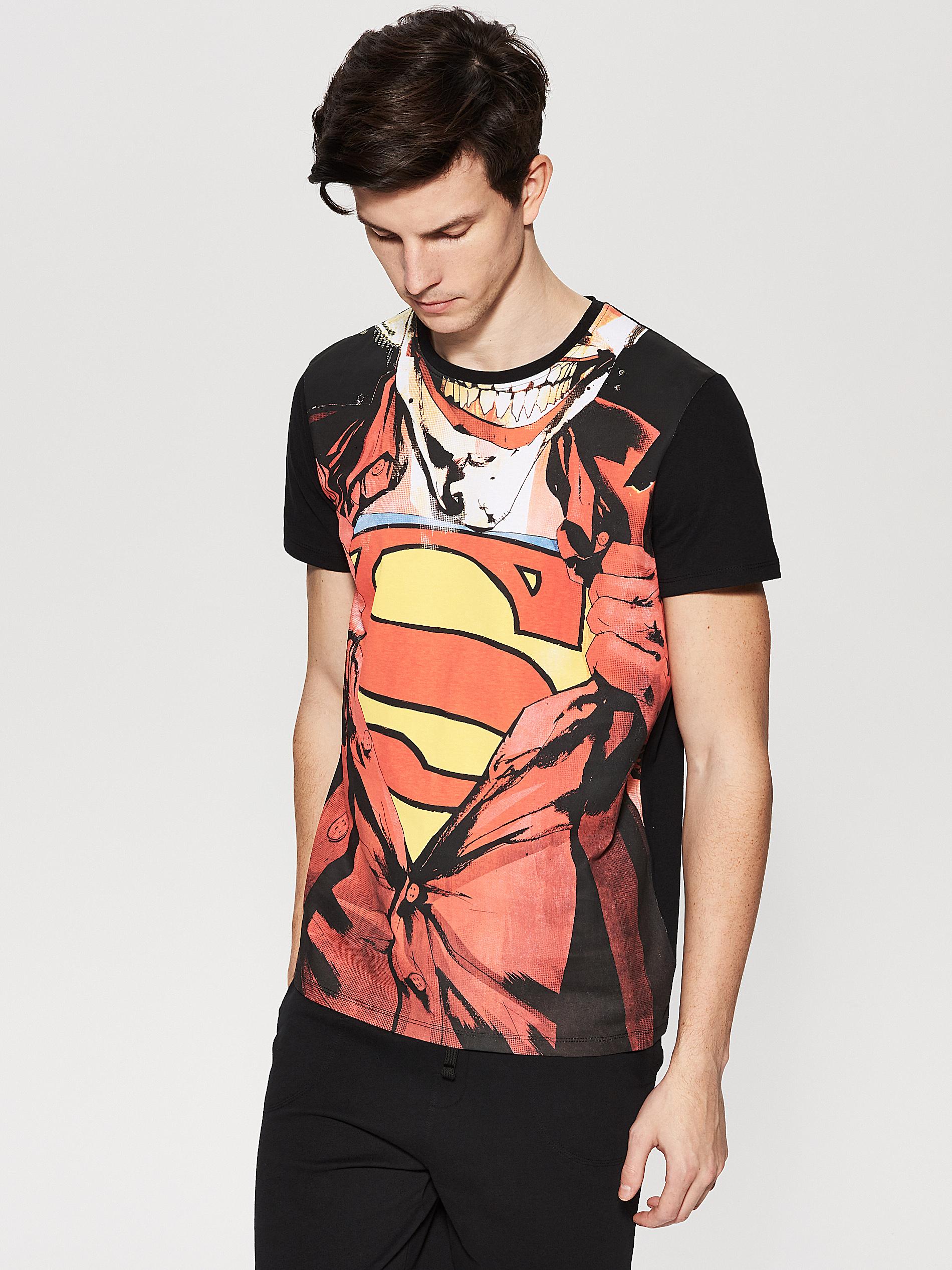 Koszulki (Superman) i szorty piżamowe po 25,99zł @ House
