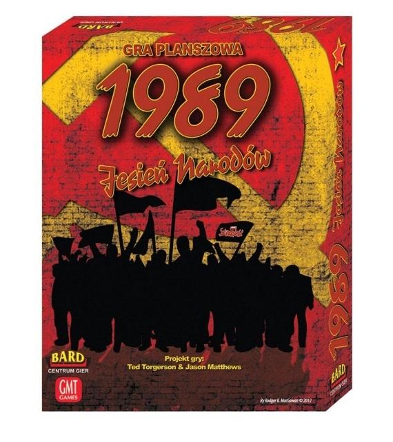 Gra planszowa: 1989 Jesień Narodów