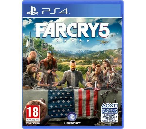 Far Cry 5 PS4/XONE