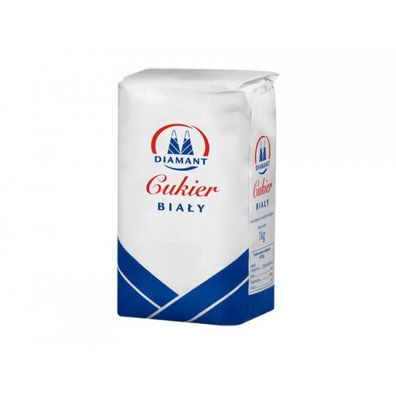 Cukier biały 1kg/1,29 brutto w Netto