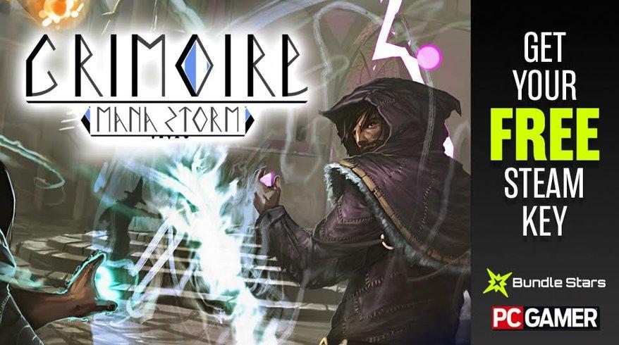 200,000 kluczy Grimoire: Manastorm za DARMO (Steam) @ Pc Gamer/ Bundle Stars