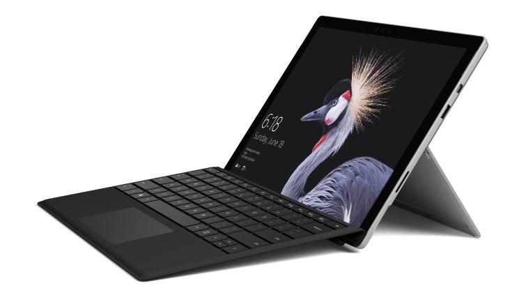 Surface Pro i5 256 GB z klawiaturą Type Cover