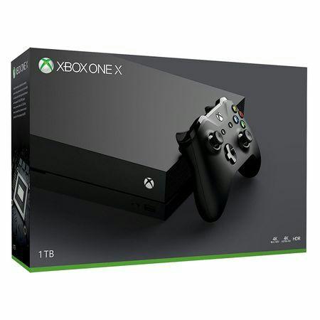 Promocja na Xbox one x na emag.pl