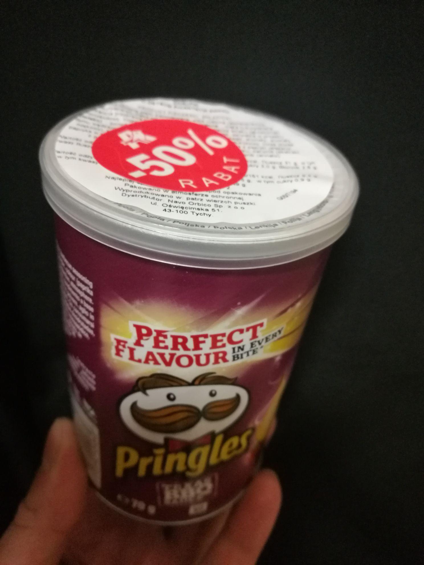 Pringles 70g za 1,50zł w Auchan