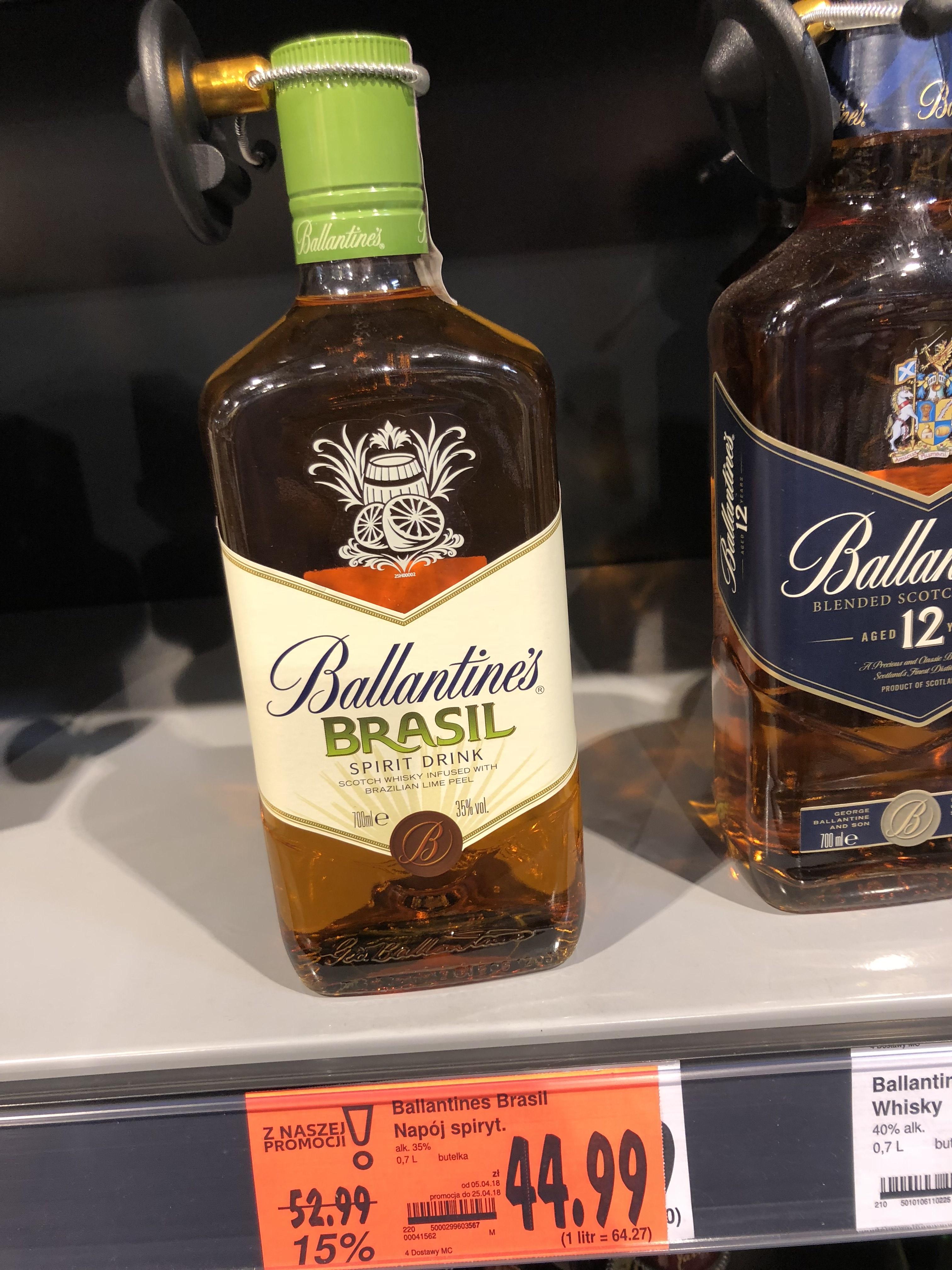 Ballantines Brasil 0.7 Kaufland