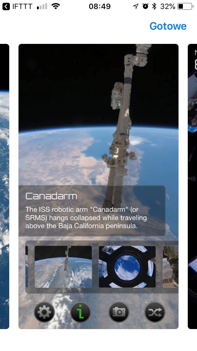 Earthlapse — Oglądaj widoki ze stacji kosmicznej - dla iOS