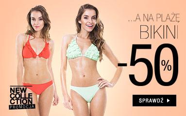 50% zniżki na bikini @ Butik