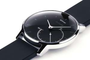 Withings Activite Steel - zegarek smart.